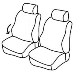 Sedežne preleke za Citroen Berlingo 2