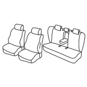 Sedežna prevleka za Chevrolet Epica