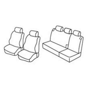 Sedežna prevleka za Fiat Brava
