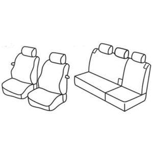 Sedežna prevleka za Fiat Bravo