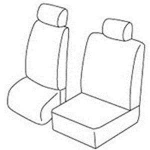 Sedežna prevleka za Fiat Fiorino