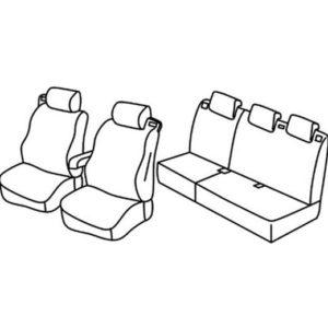 Sedežna prevleka za Ford B-Max