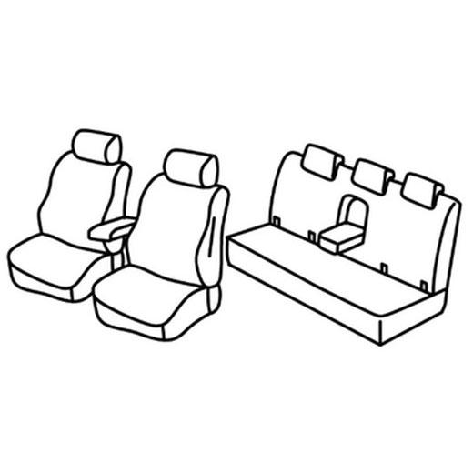 Sedežna prevleka za Ford Ranger