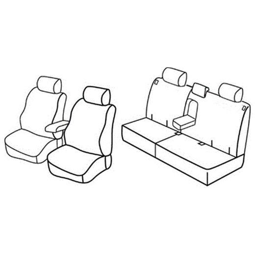 Prevleka po meri za Honda CR-V