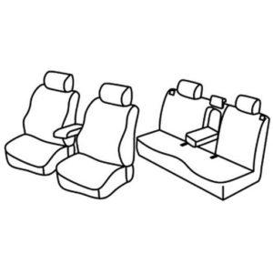 Sedežna prevleka za Hyundai Elantra