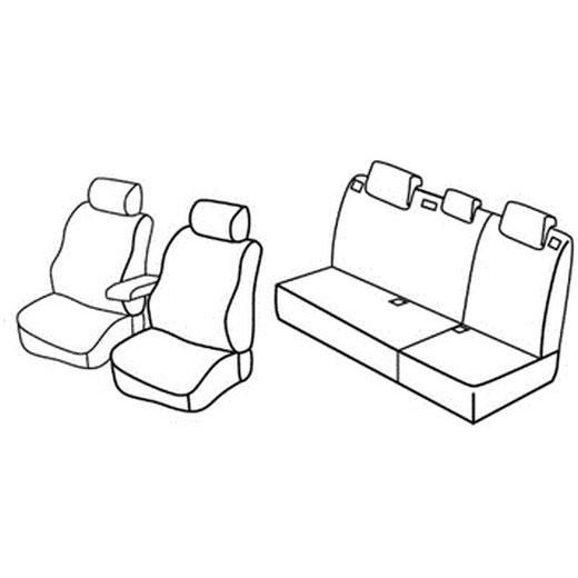 Sedežna prevleka za Hyundai i30