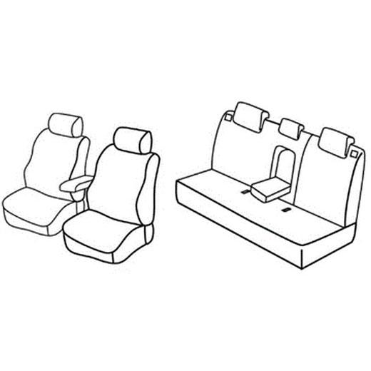Sedežna prevleka za Hyundai ix35