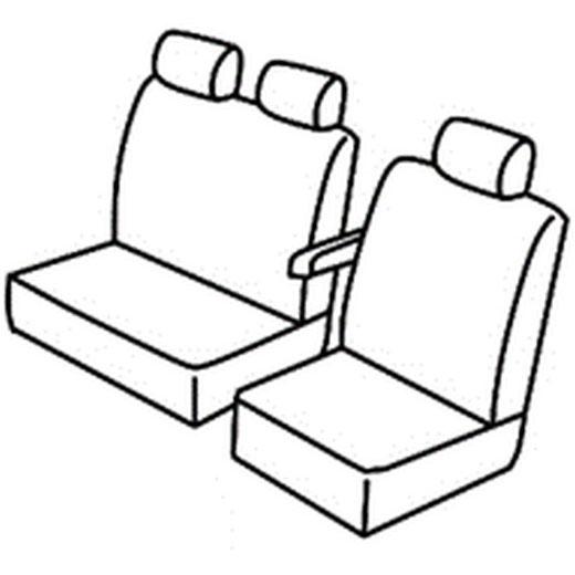 Sedežna prevleka za Iveco Daily 5