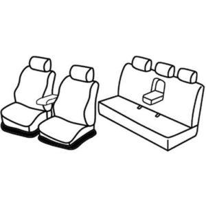 Sedežna prevleka za Mercedes Classe E