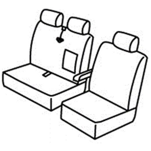 Sedežna prevleka za Sprinter Volkswagen Crafter