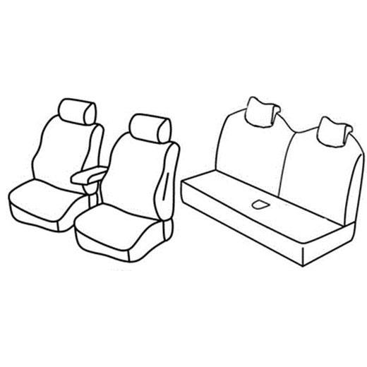 Sedežna prevleka za Mini Cooper