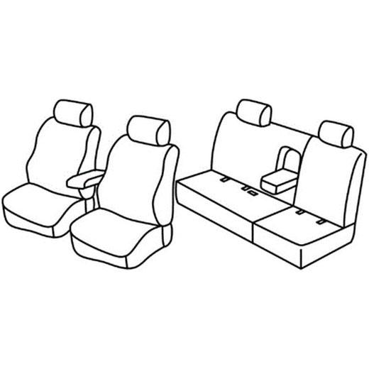Avtoprevleka po meri za Nissan Navara 3 D40
