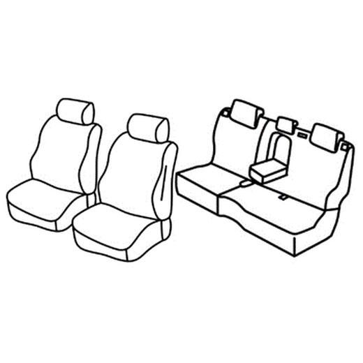Avtoprevleka po meri za Opel Mokka X Chevrolet Trax