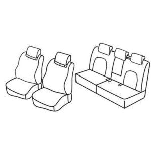 Sedežna prevleka za Seat Altea