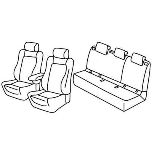 Avtoprevleka za Seat Arona FR