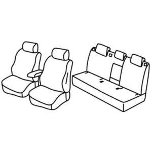 Prevleka po meri za Seat Ateca SUV, Style