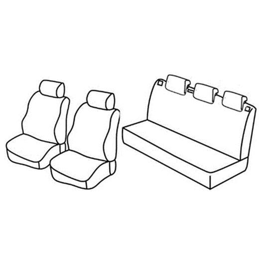 Prevleka po meri za Seat Ibiza Style
