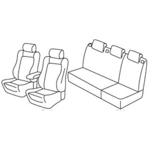 Prevleka po meri za Seat Ibiza FR Redesign