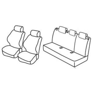Sedežna prevleka za Seat Leon