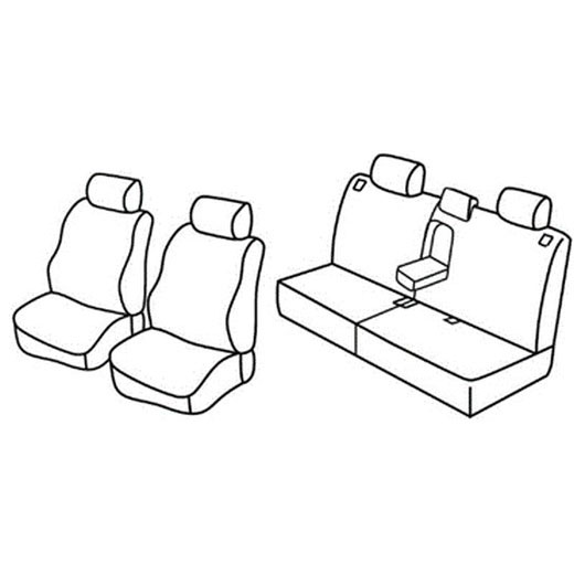 Avtoprevleke po meri za Toyota Land Cruiser