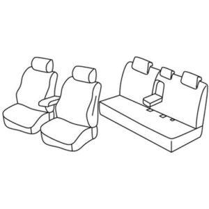 Prevleka po meri za Toyota Rav4 Hybrid