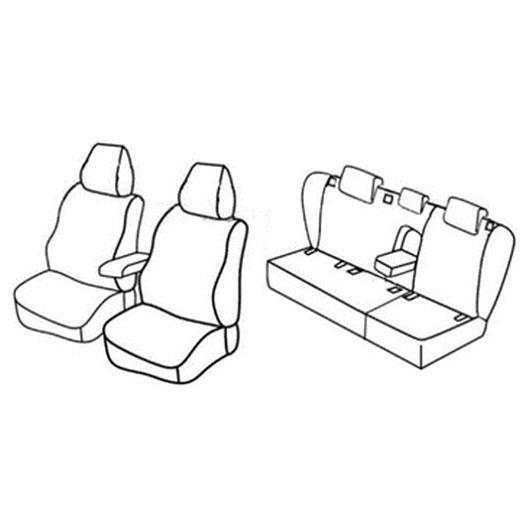 Avtoprevleke po meri za Volkswagen Golf 5 Variant