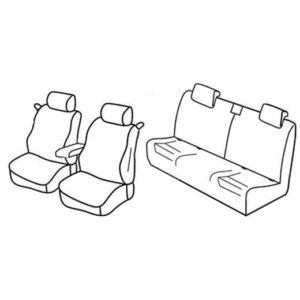 Sedežne prevleke za Volkswagen Beetle