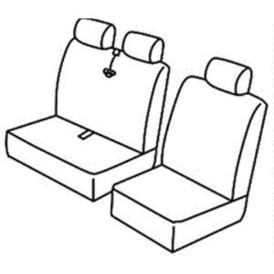 Sedežne prevleke za Volkswagen LT 35