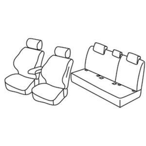 Avtoprevleke po meri za Volkswagen Jetta 6 Comfortline