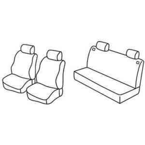 Sedežne prevleke za Polo Classic