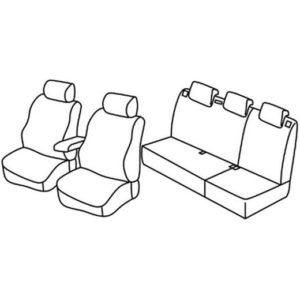Avtoprevleke za Polo Comfortline