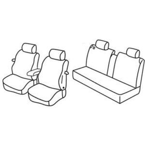 Sedežne prevleke za Volvo C30