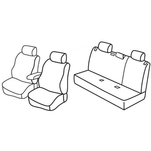 Sedežne prevleke za Volvo V40