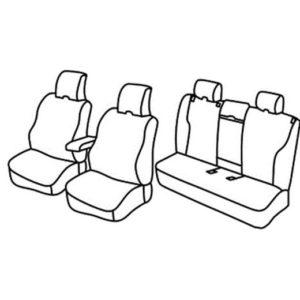 Sedežne prevleke za Volvo XC60
