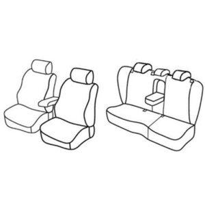 Avtoprevleke po meri za Volkswagen Passat Variant Comfortline